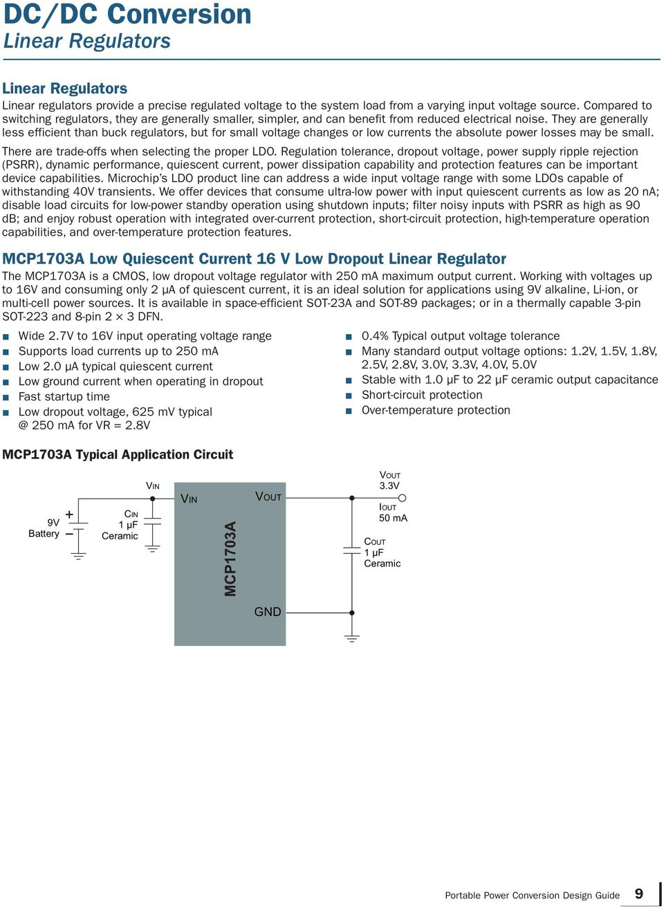 Portable Power Conversion Design Guide Pdf Efficient Regulated Stepup Converter Circuit Diagram Tradeofic They Are Generally Less Than Buck Regulators But For Small Voltage Changes Or Low 10 Dc