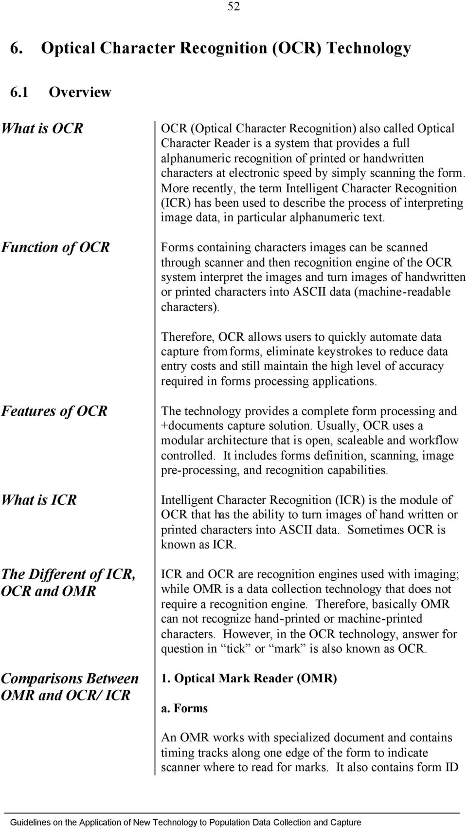 6  Optical Character Recognition (OCR) Technology - PDF