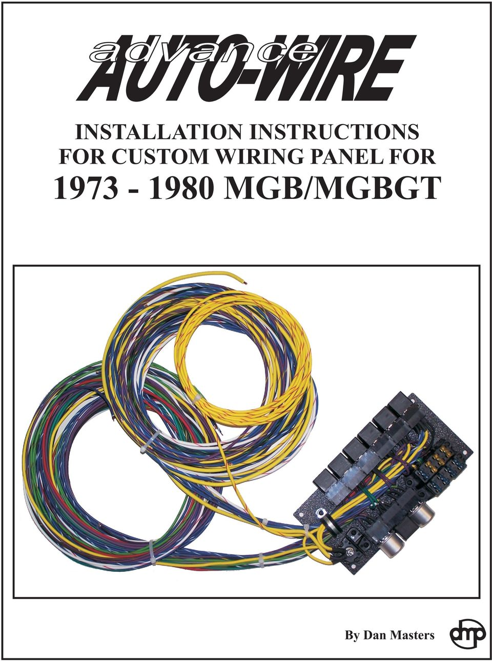 1980 Mgb Auto Wiring Diagram Strategy Design Plan Yale Glc080 Wire Installation Instructions For Custom Panel Rh Docplayer Net 1979 Electrical Mg