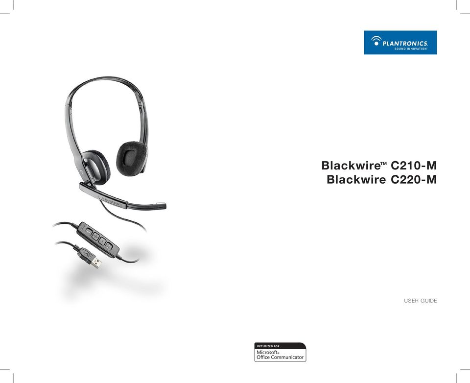 091d36777d5 2 Welcome Package Contents Welcome to the Plantronics family of headset  products. Plantronics provides a wide range of products from  mission-critical and ...