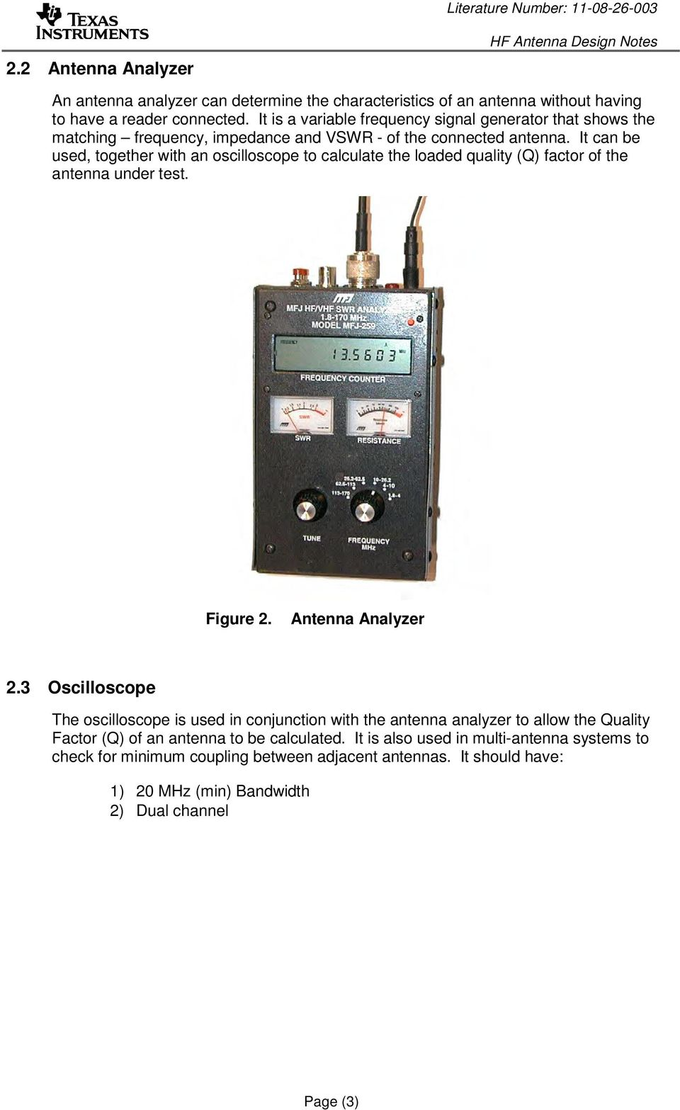 Antenna Analyzer: a review of models, specifications, instructions. Device for tuning antennas