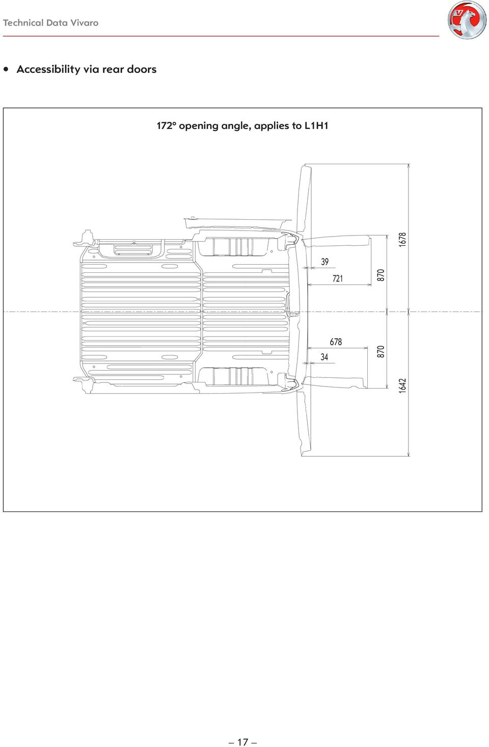 Technical Data Vivaro List Of Contents Pdf Air Conditioning C60 Overhead System Wiring Diagram G Models For Applies To L1h1 870 1642