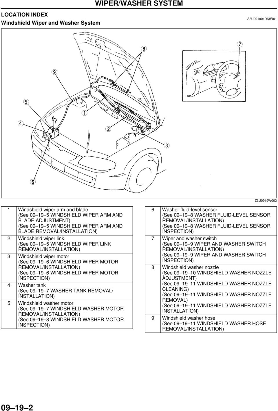 Toyota Sienna 2010-2018 Owners Manual: Setting the vehicle speed (vehicle-to-vehicle distance controlmode)