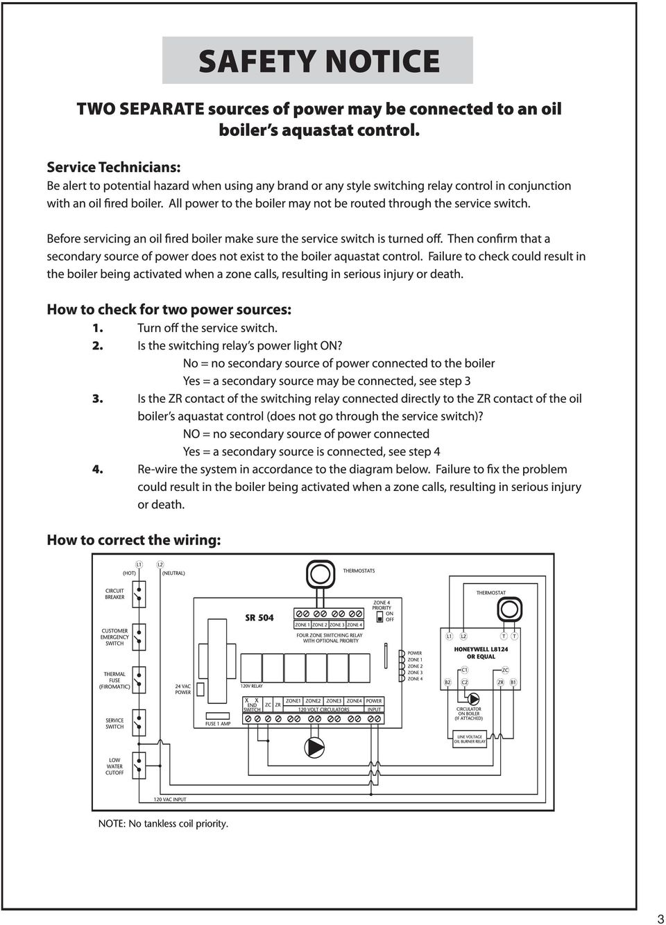Taco Zone Controls Wiring Guide Pdf Valve Schematic Html Coil