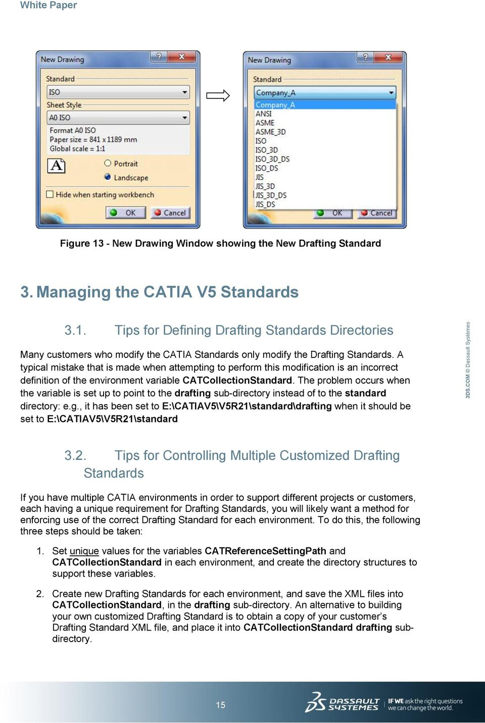 CATIA V5 Administration Customizing Standards - PDF