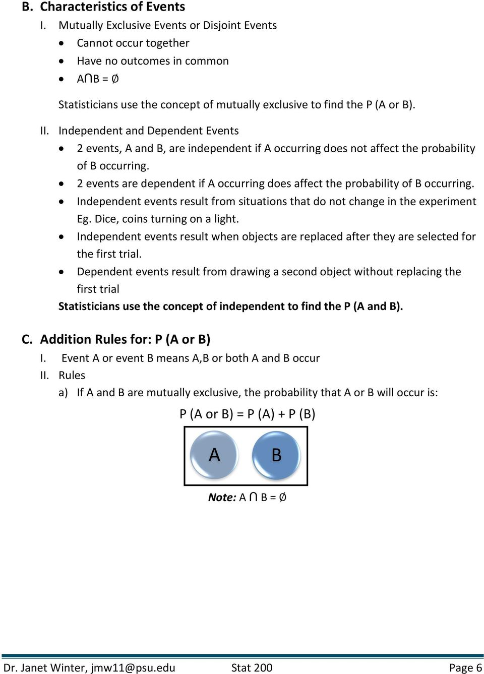 Chapter 4: Probability and Counting Rules - PDF