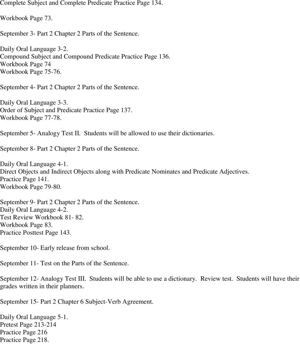 12 First Quarter Class Assignments Pdf