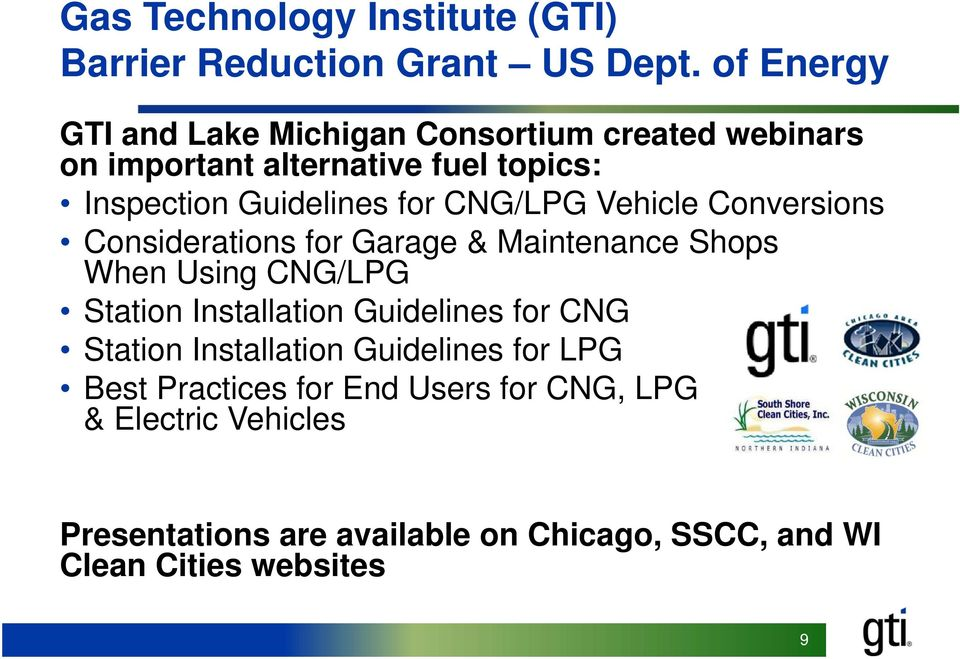 Installation Guidance: CNG Refueling Stations - PDF