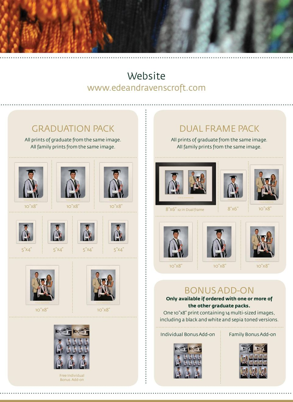 Multi App Photo Frame Black-Holds 3 x 8/'/'X6/'/' Choose from 4 mount colours