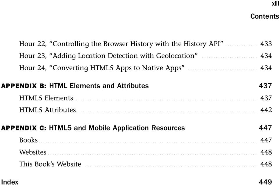 434 Hour 24 Converting HTML5 Apps To Native
