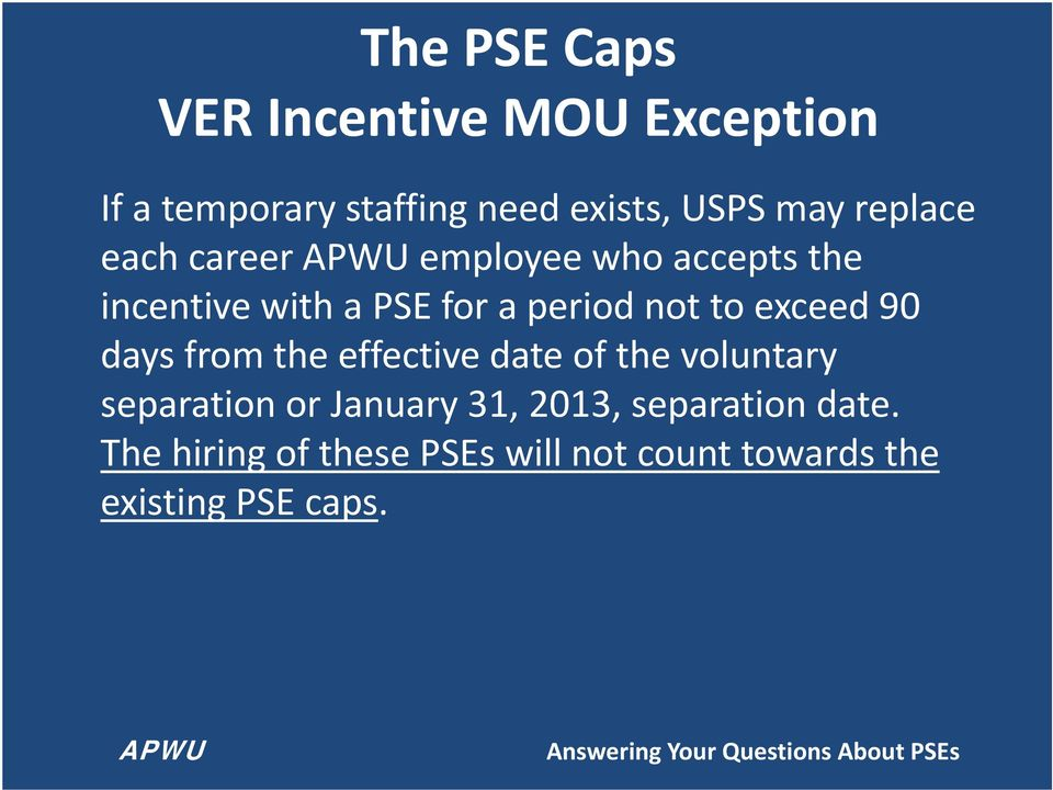Apwu Clerk Division I Have A Question About Pdf
