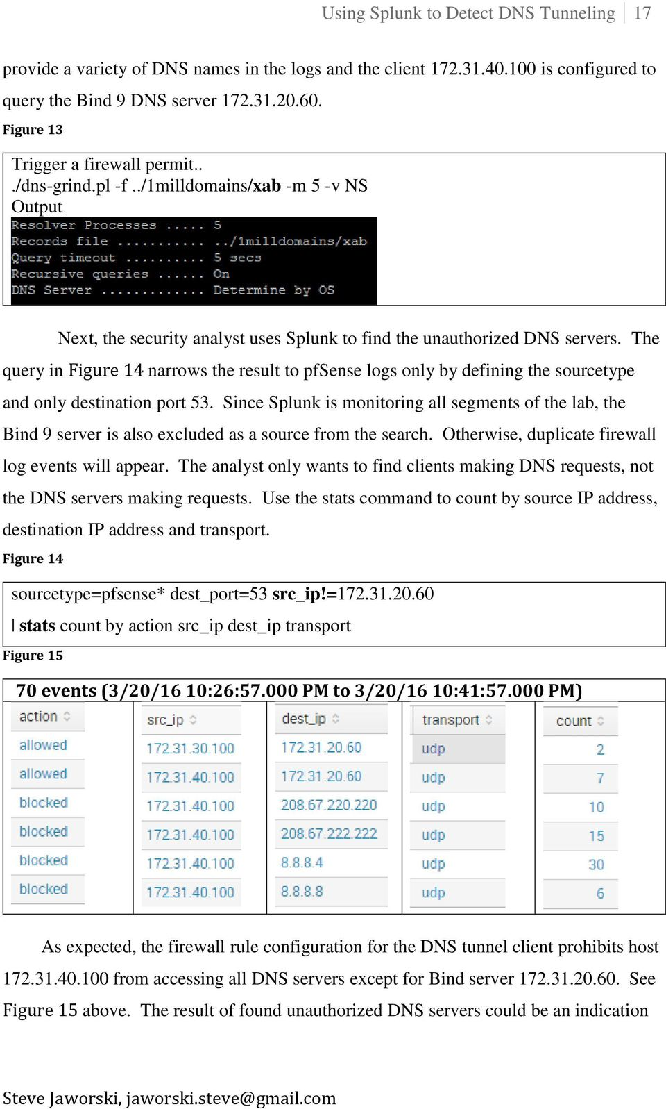 Interested in learning more about security? Using Splunk to