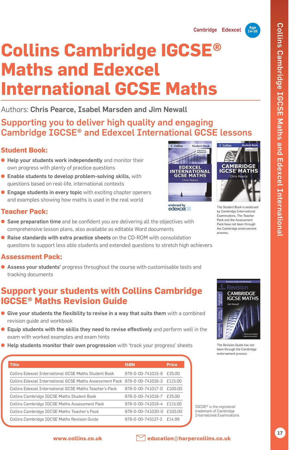 MATHS  Connect with Collins - PDF