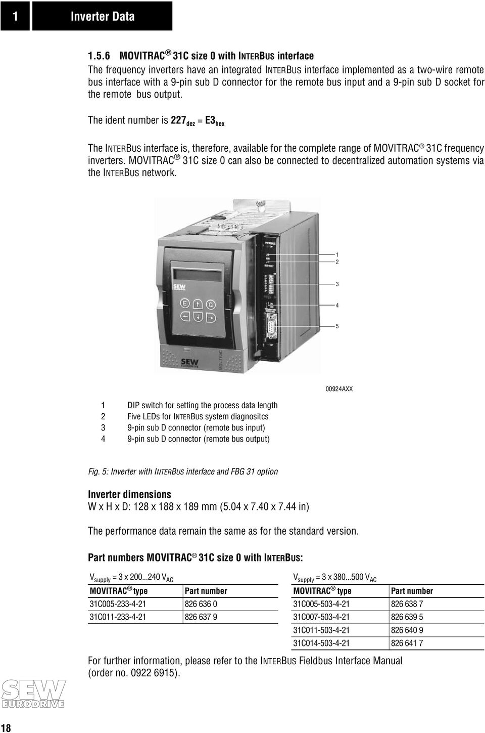 movitrac 31c frequency inverters pdf rh docplayer net movitrac 31c user manual sew movitrac 31c manual
