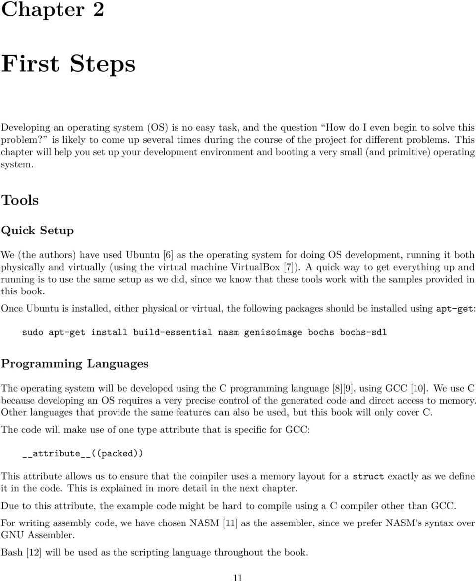 The little book about OS development - PDF