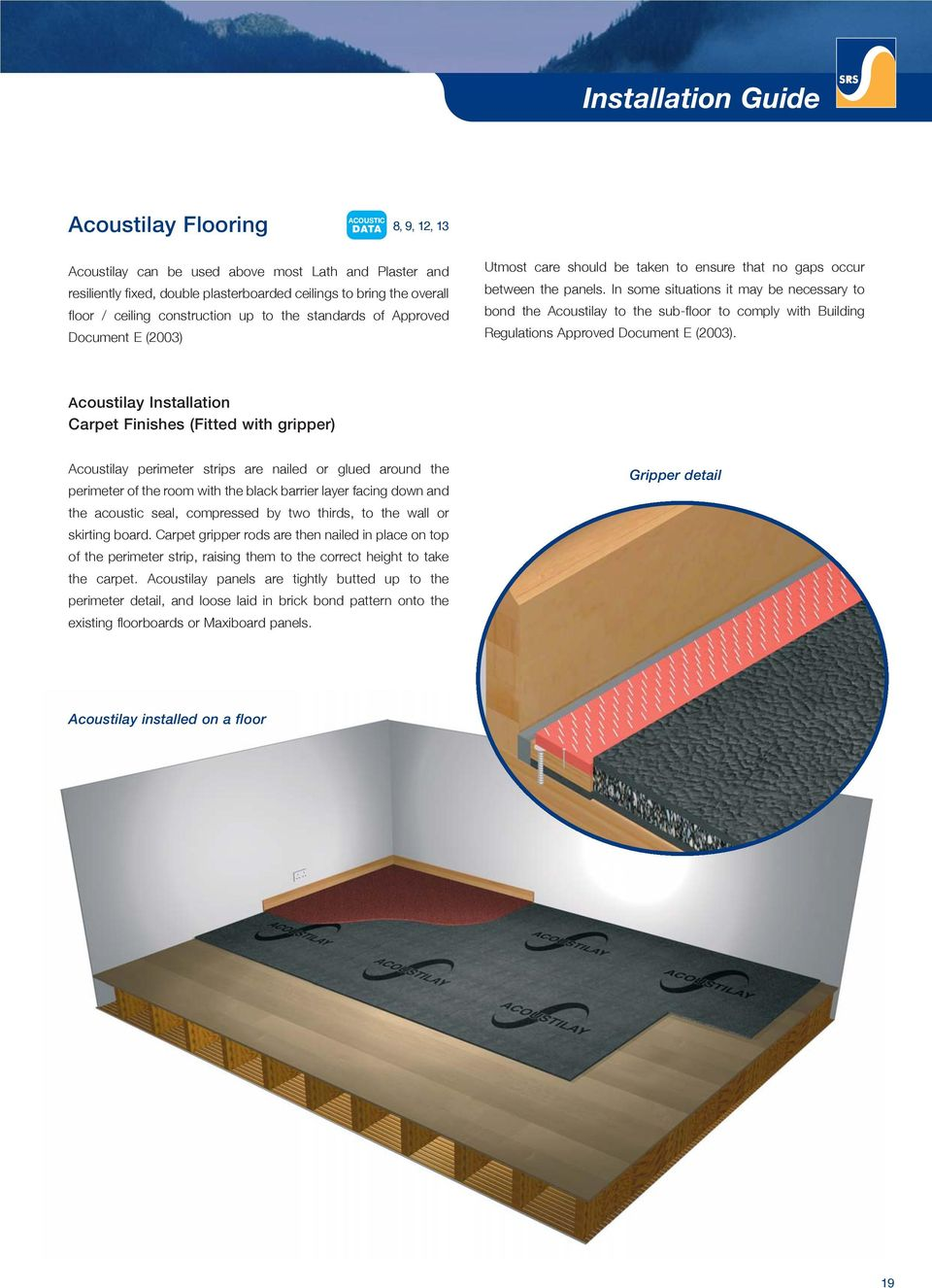 Ultimate Acoustic Solutions for Floors