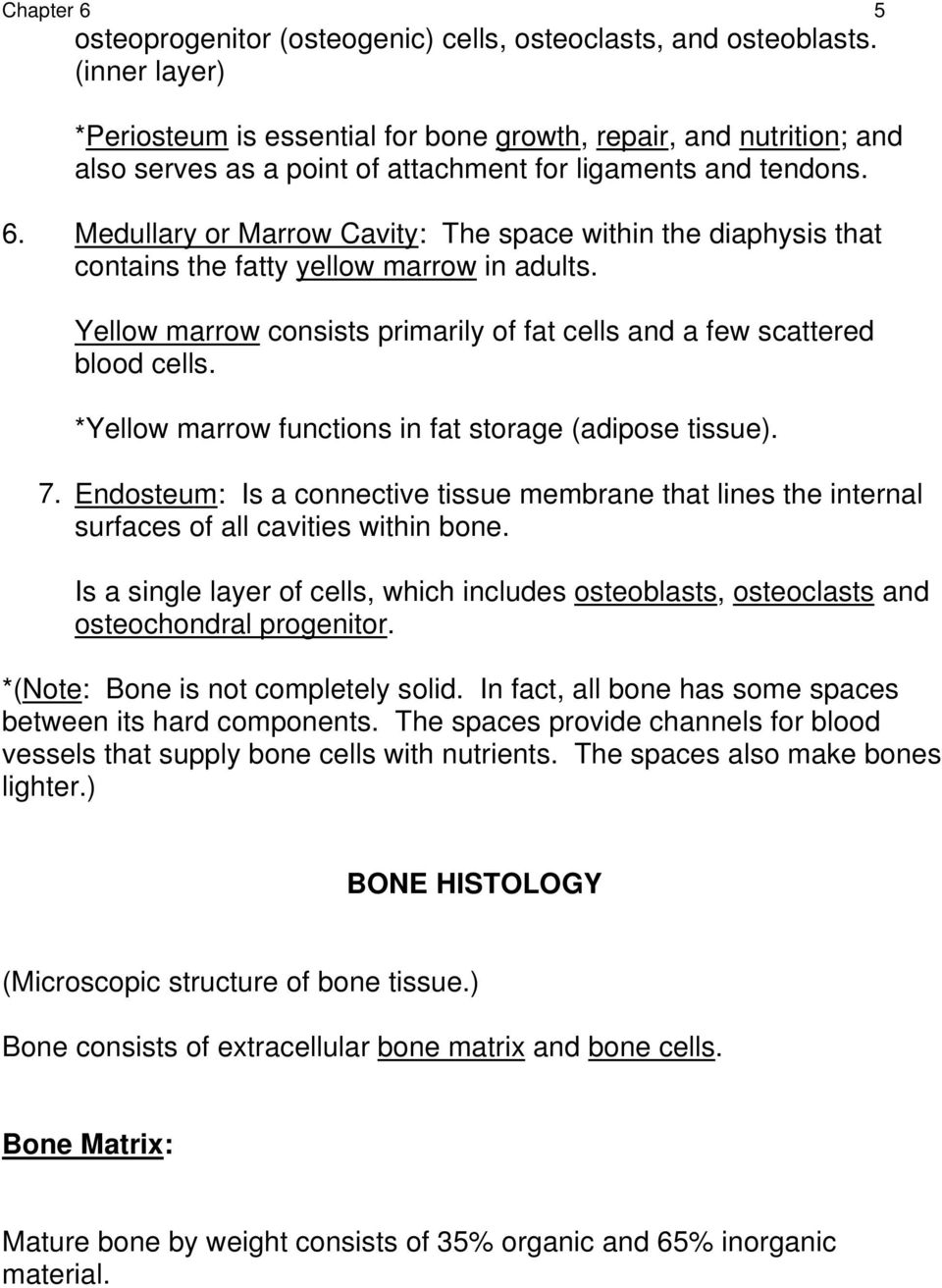 Famoso Anatomy And Physiology Chapter 6 Study Guide Answer Key ...