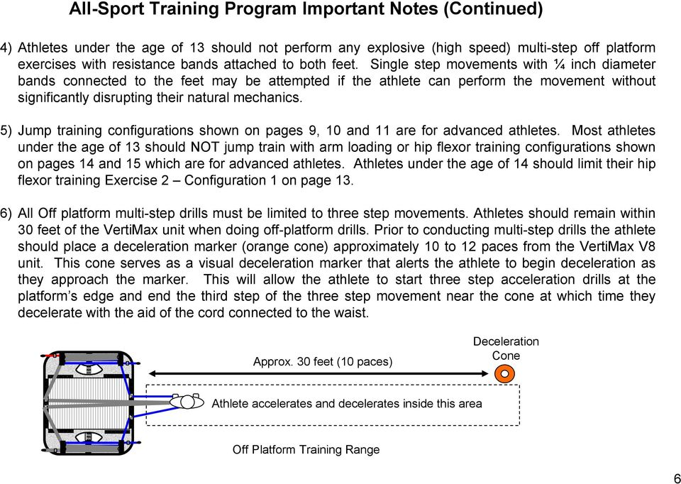 VertiMax V8 Vertical Jump & Speed Training Program - PDF