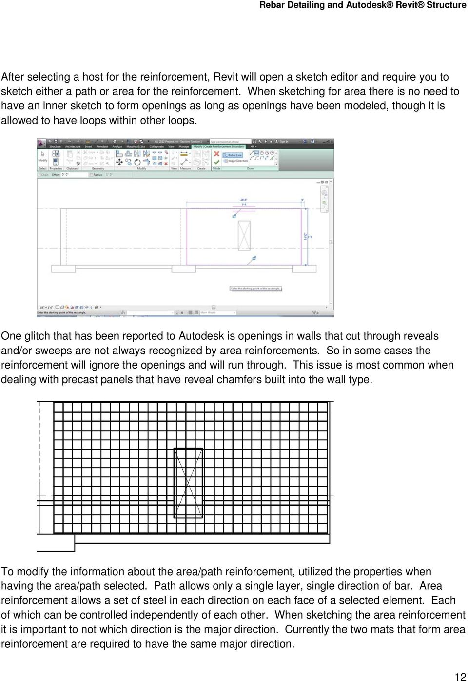 Rebar Detailing and Autodesk Revit Structure - PDF