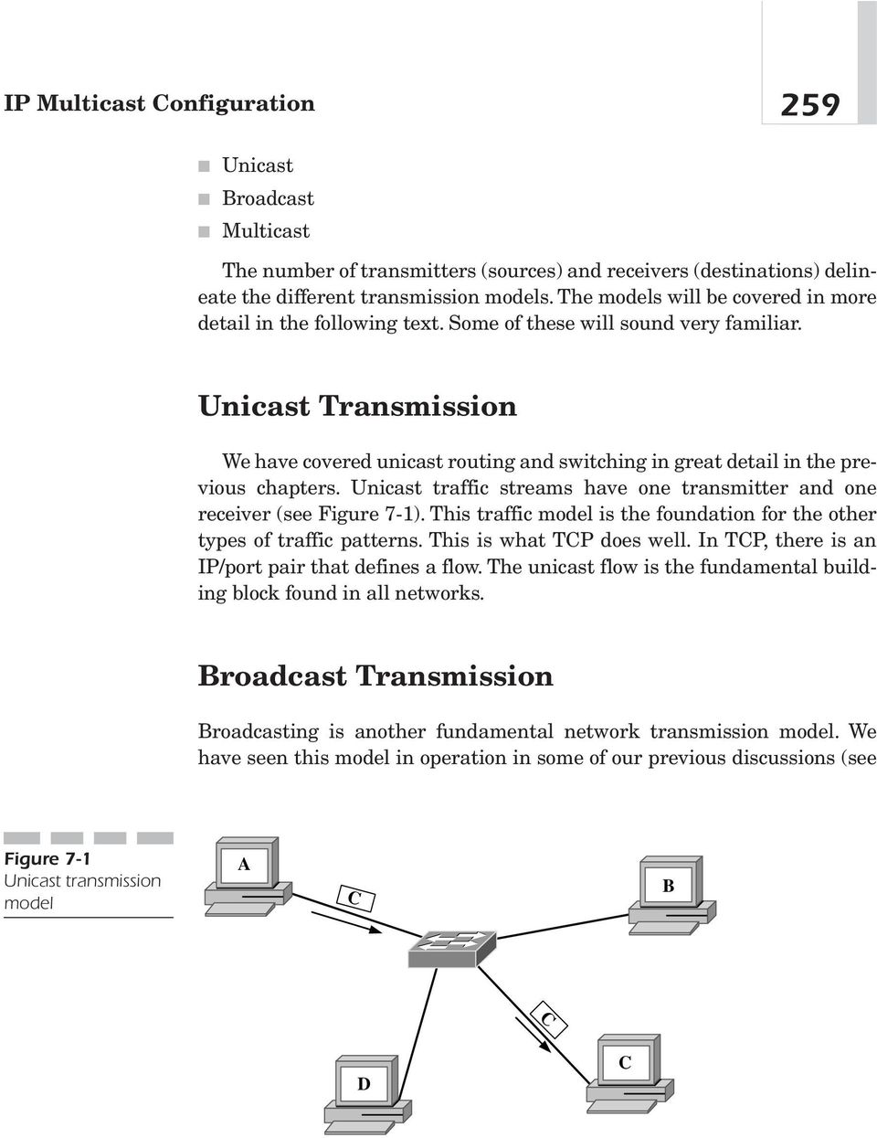 CHAPTER  IP Multicast Configuration - PDF