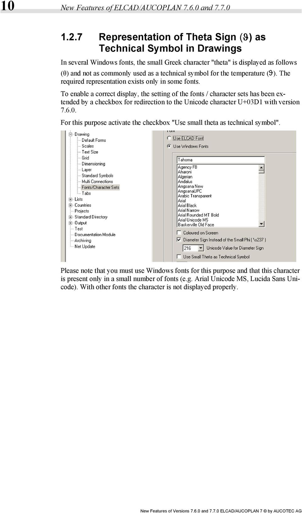 Elcadaucoplan 7 New Features Of Versions And Pdf