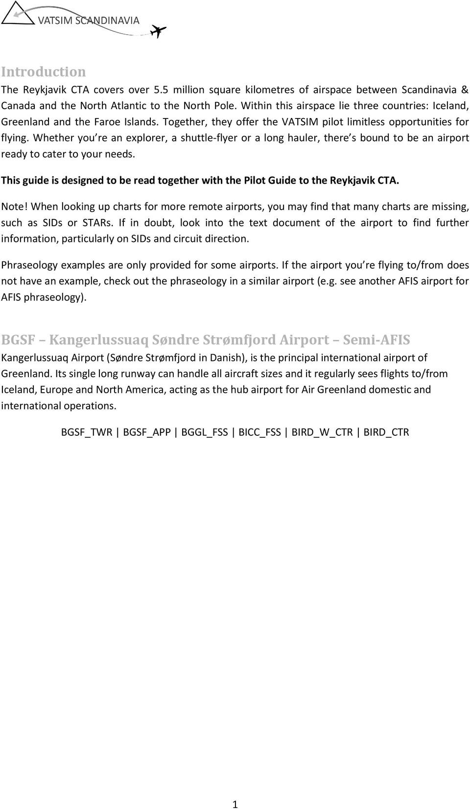 airport guide to greenland pdf