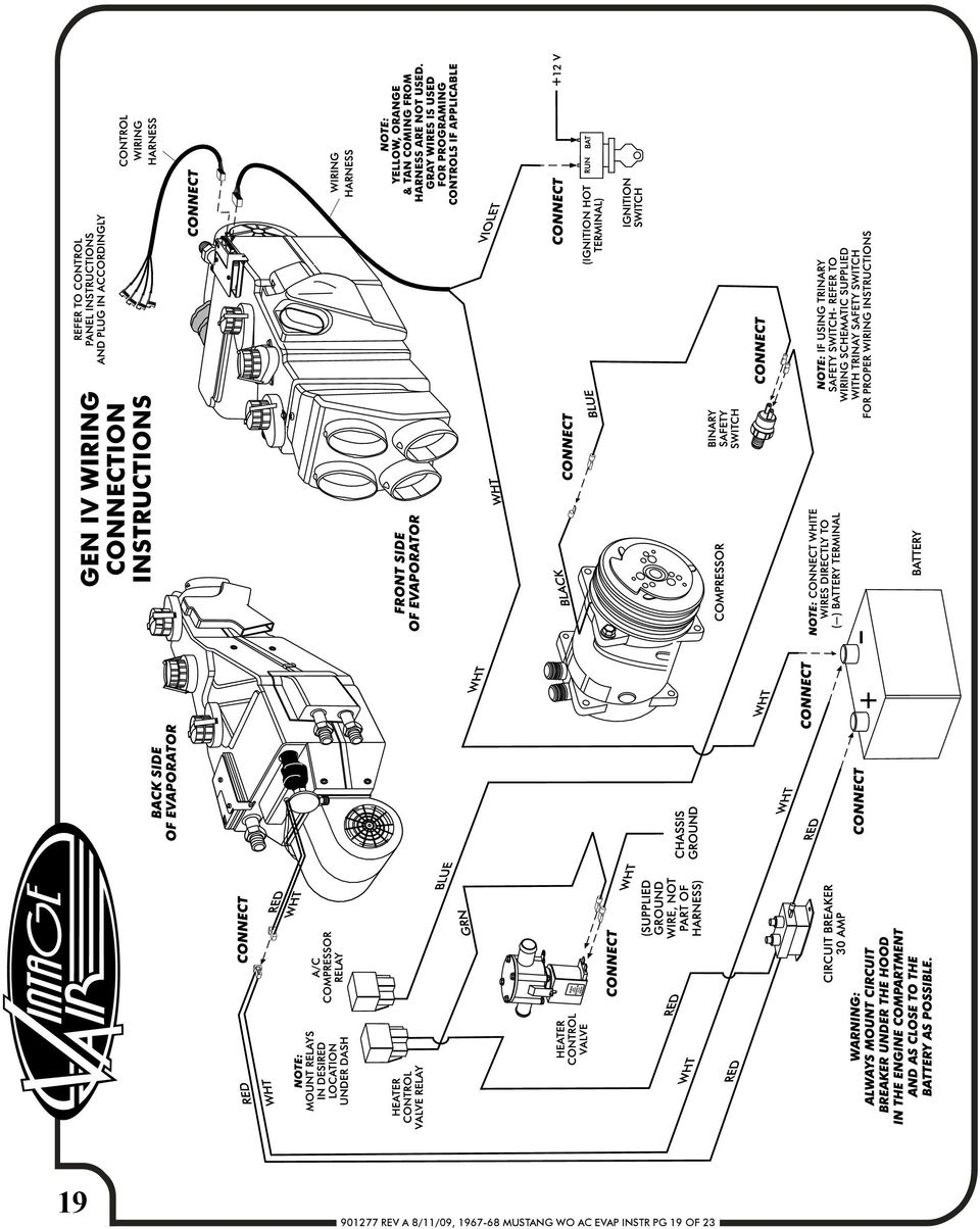MUSTANG WITHOUT FACTORY AIR - PDF