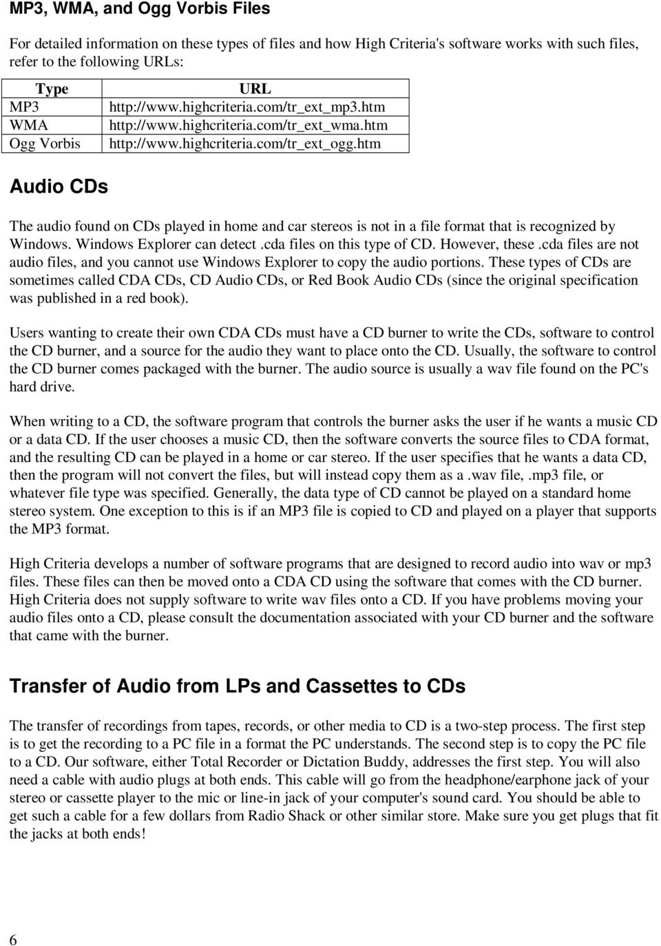 PRIMER ON PC AUDIO  Introduction to PC-Based Audio - PDF