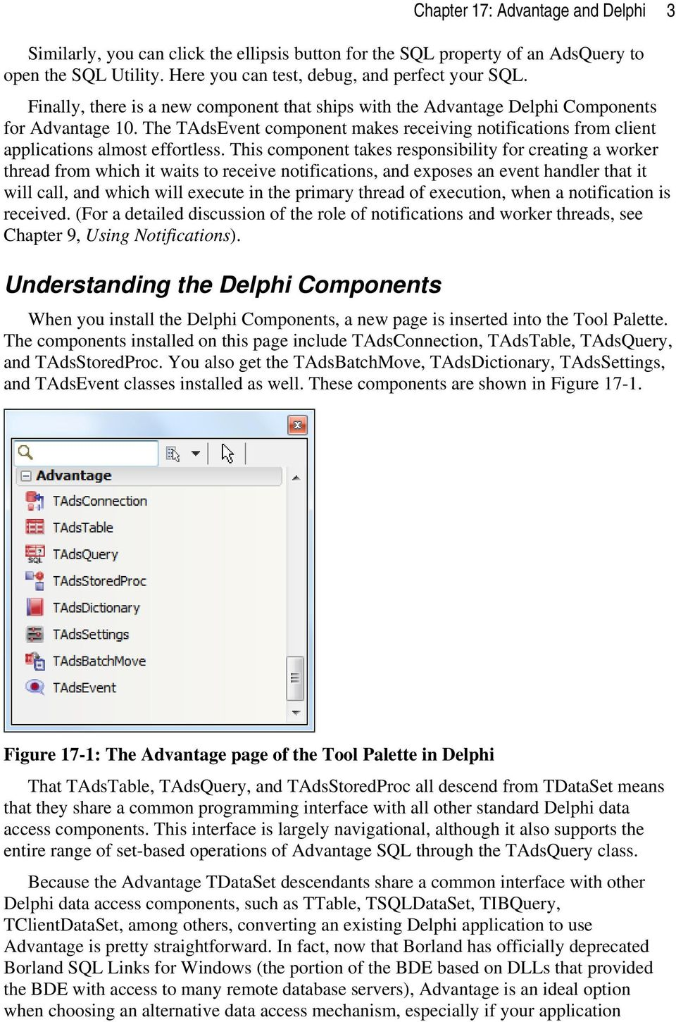 Chapter 17 Advantage and Delphi - PDF