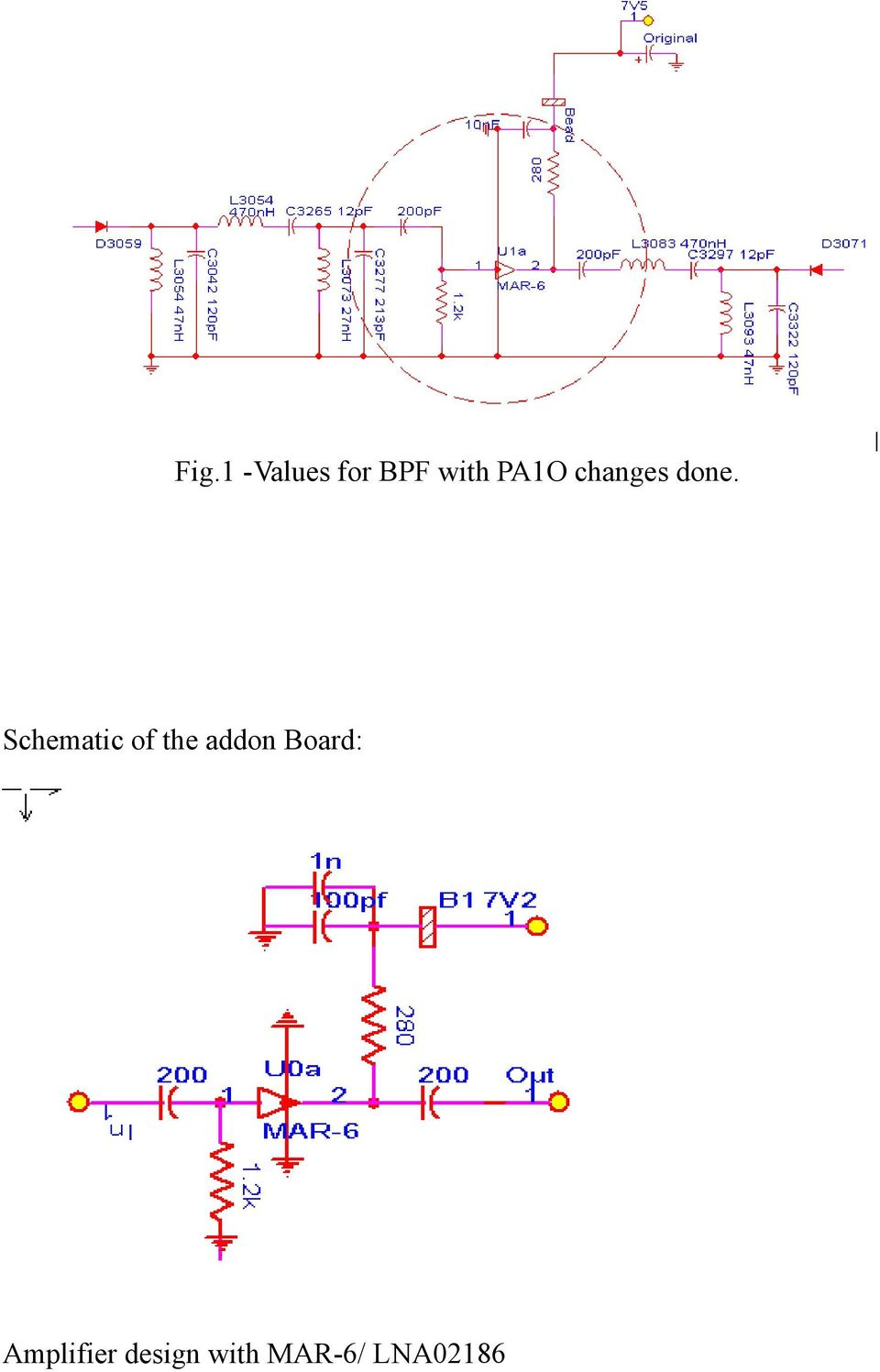 Yaesu Ft Mhz Pre Amplifier Pdf 70mhz Rf Fm Power Schematic Of The Addon