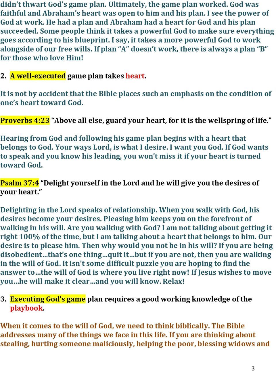 Navigate: #God s will  God Has a Blueprint for My Life? Week