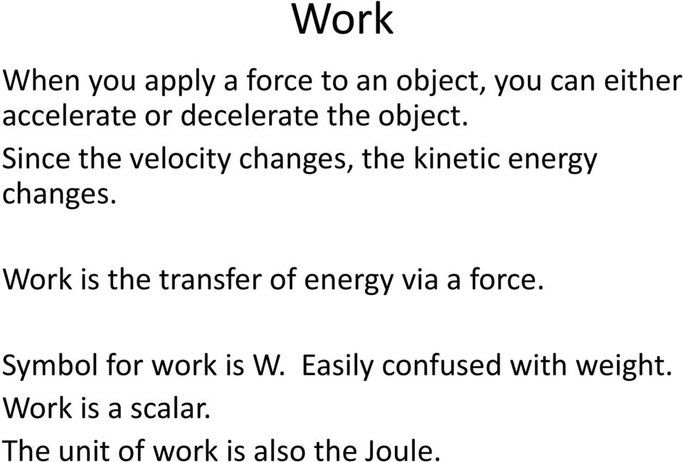 Ch 7 Kinetic Energy And Work Question 7 Problems 3 7 11 17 23