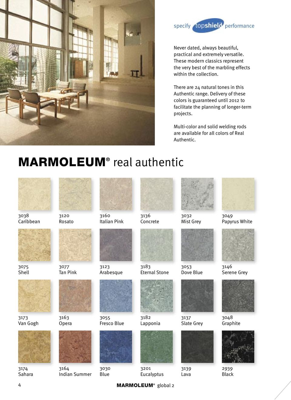 Why Marmoleum Is A Good Choice Pdf Free Download