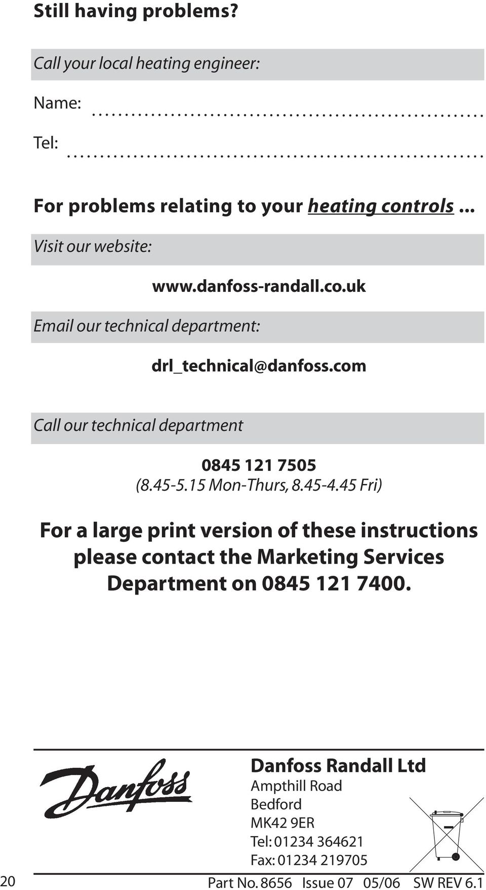 Set1e installation user instructions electronic timeswitch for com call our technical department 0845 121 7505 845 515 mon thurs freerunsca Images