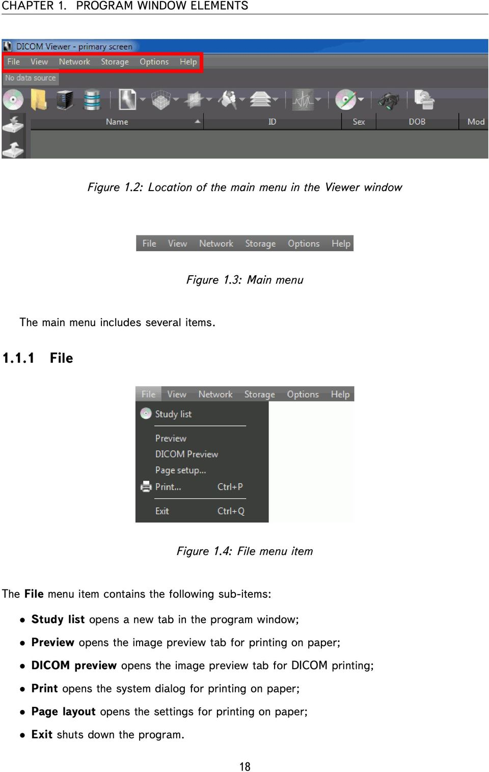 INOBITEC DICOM VIEWER  User Manual  Version 1 8  Inobitec