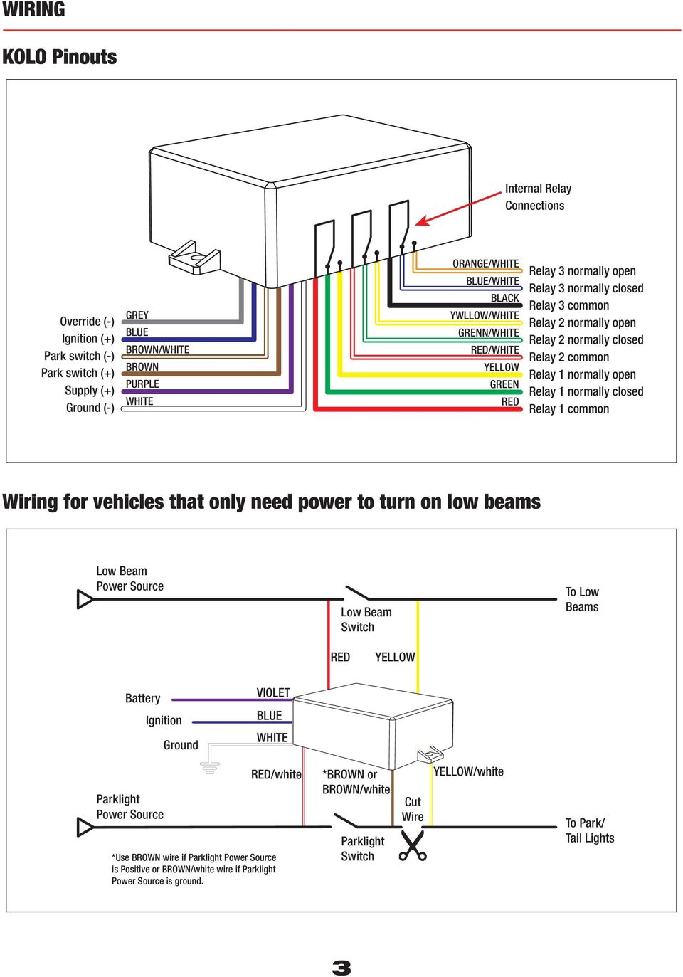 12v Normally Closed Relay Wiring Diagram Free Picture Wiring