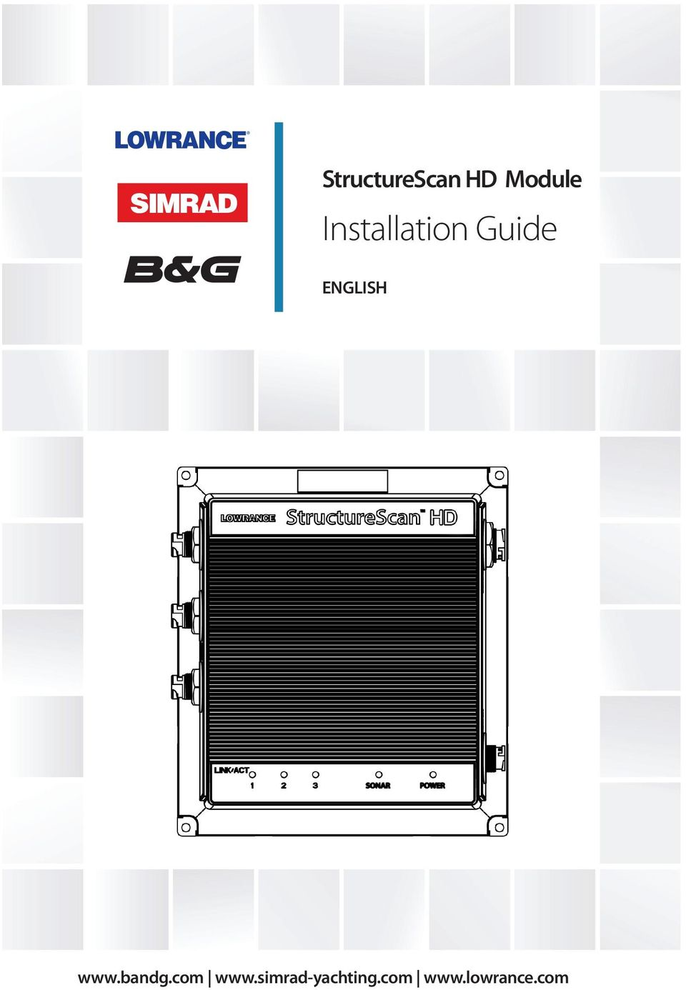 Structurescan Hd Module Installation Guide English Pdf Lowrance Structure Scan Wiring Diagram Transcription 1