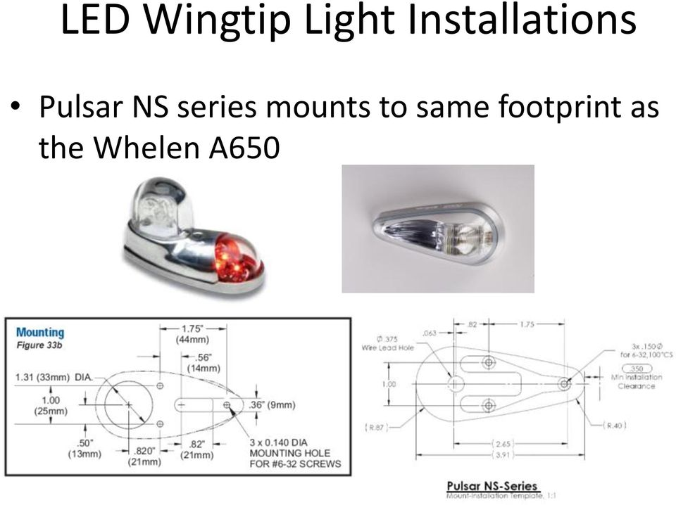 aeroleds led installation forum tips and tricks for installing and rh docplayer net