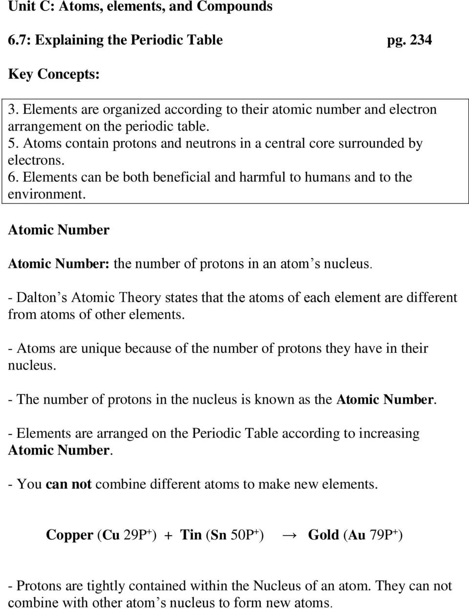 elements can be both beneficial and harmful to humans and to the environment atomic number