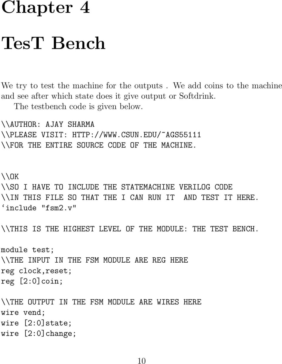 Vending Machine using Verilog - PDF