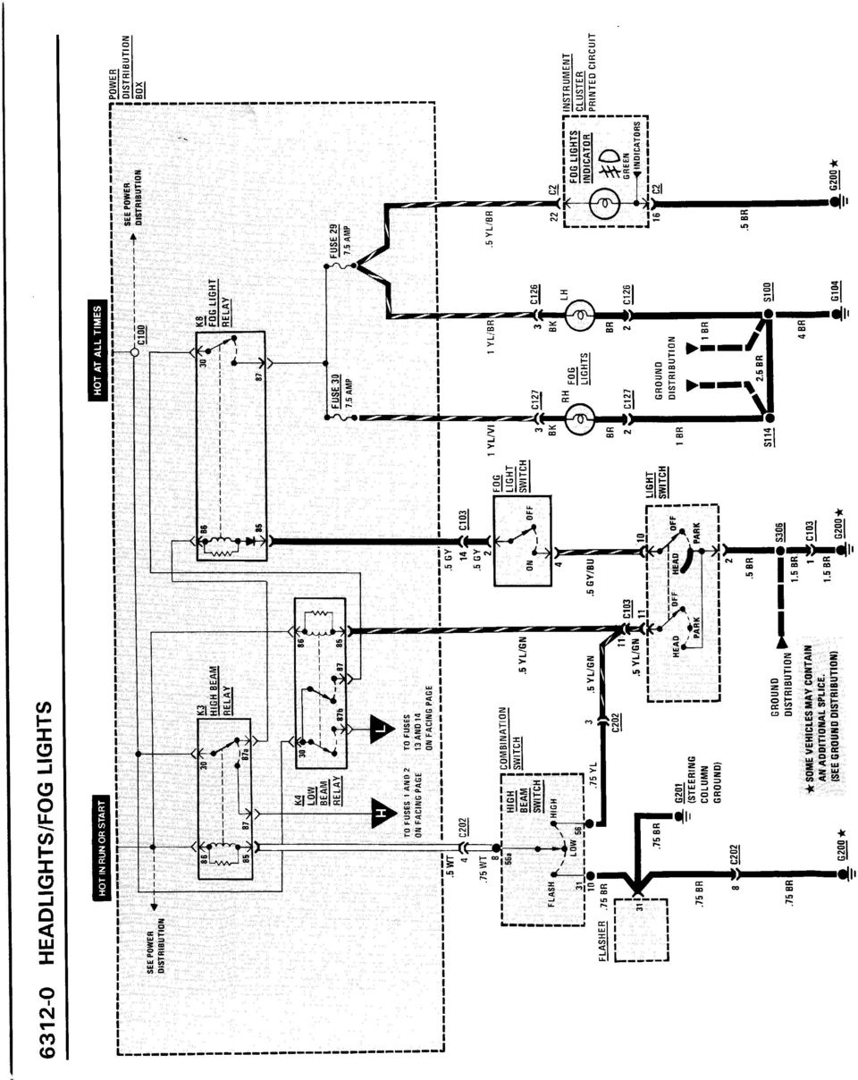 E30 Headlight Wiring Instructions Converting Sealed Beam Systems To Low Socket Diagram Gm 12