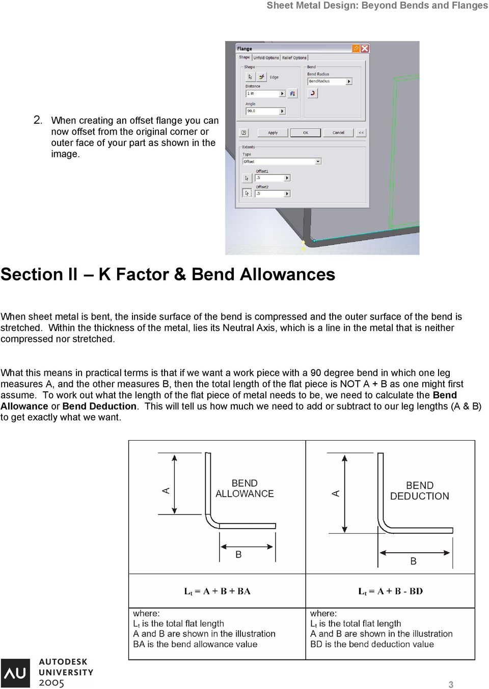 Sheet Metal Design: Beyond Bends and Flanges - PDF