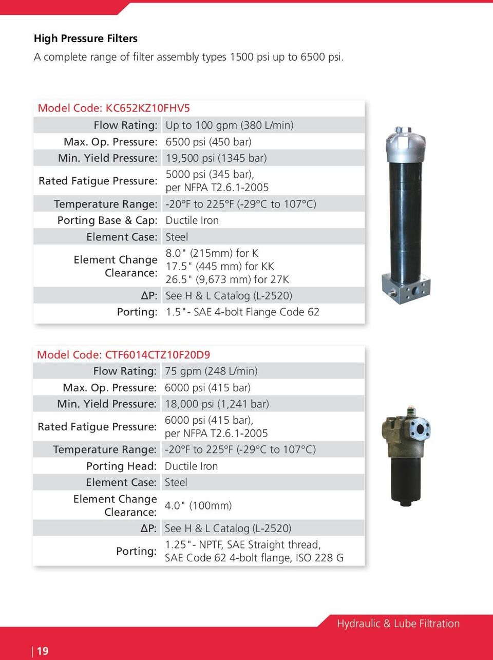 Advanced Fluid Conditioning Solutions  Hydraulic & Lube