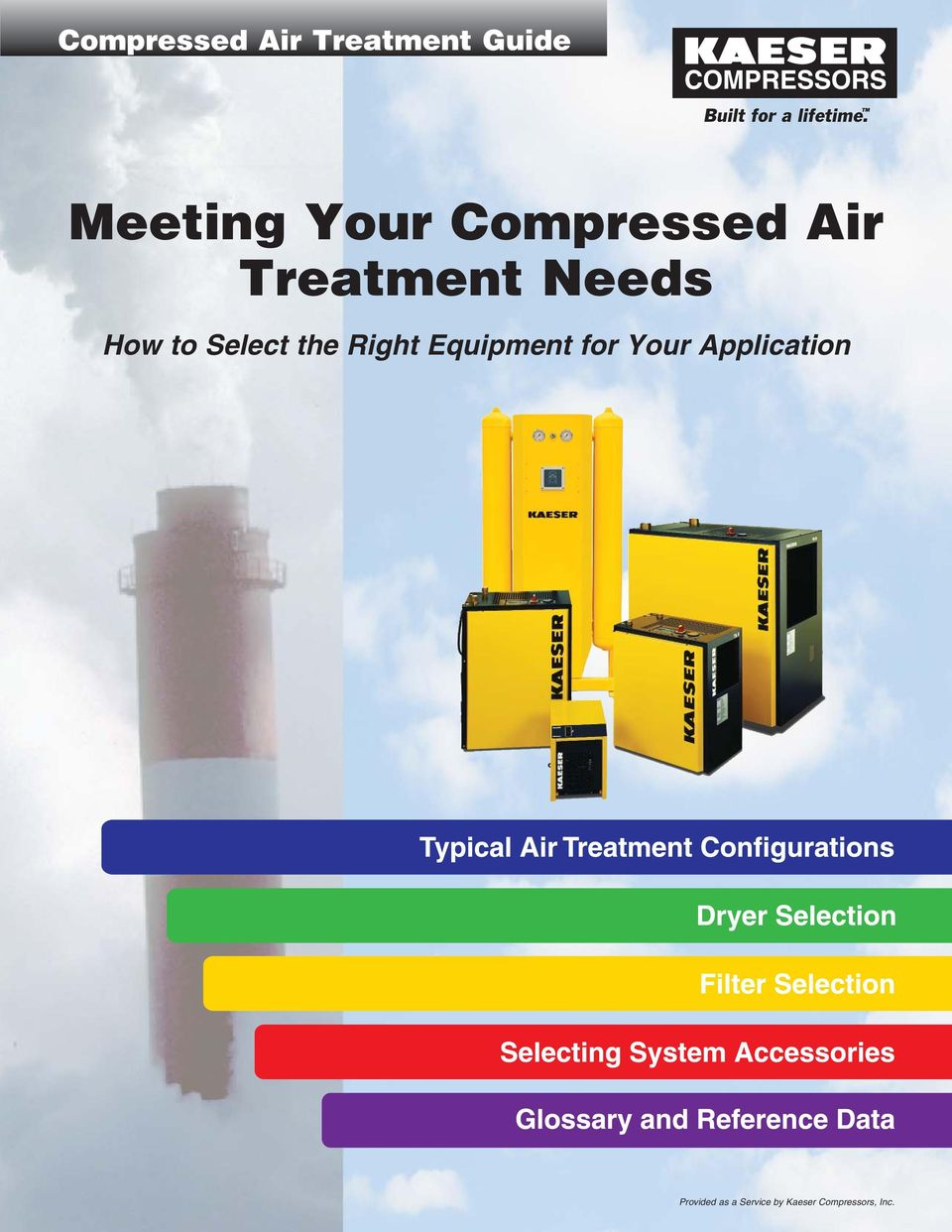 the Right Equipment for Your Application