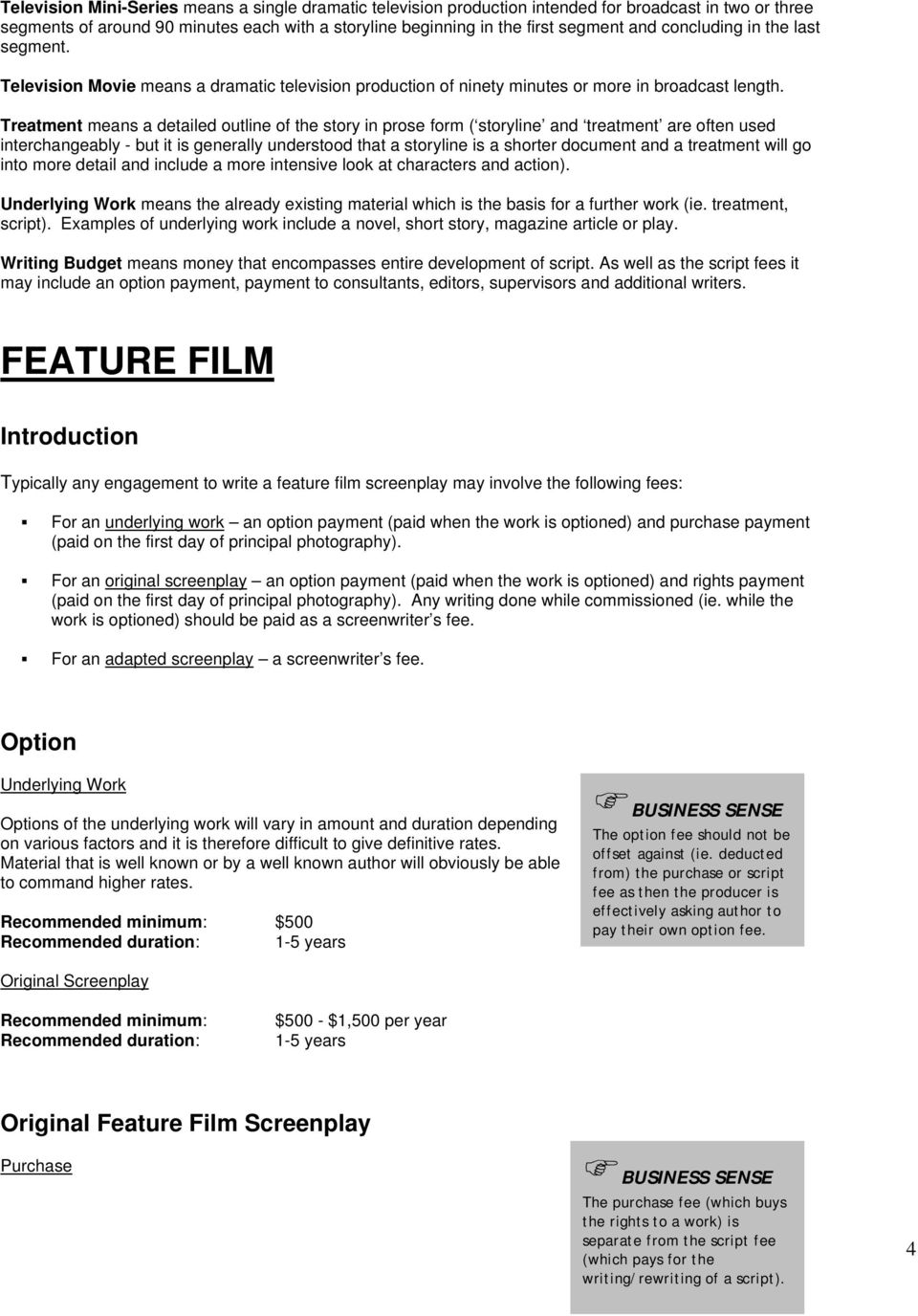 NEW ZEALAND WRITERS GUILD - PDF Free Download