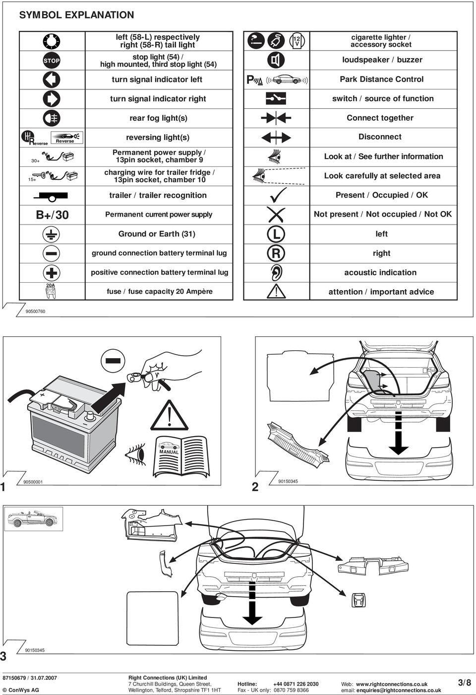 3x 10x 8 Pdf Article About Trailer Self Explanatory Standard Plug Wiring 13pin Socket Chamber 9 Disconnect Look At See Further Information 15
