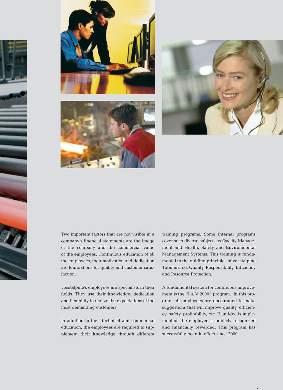 Seamless Tubular Products  voestalpine ONE STEP AHEAD