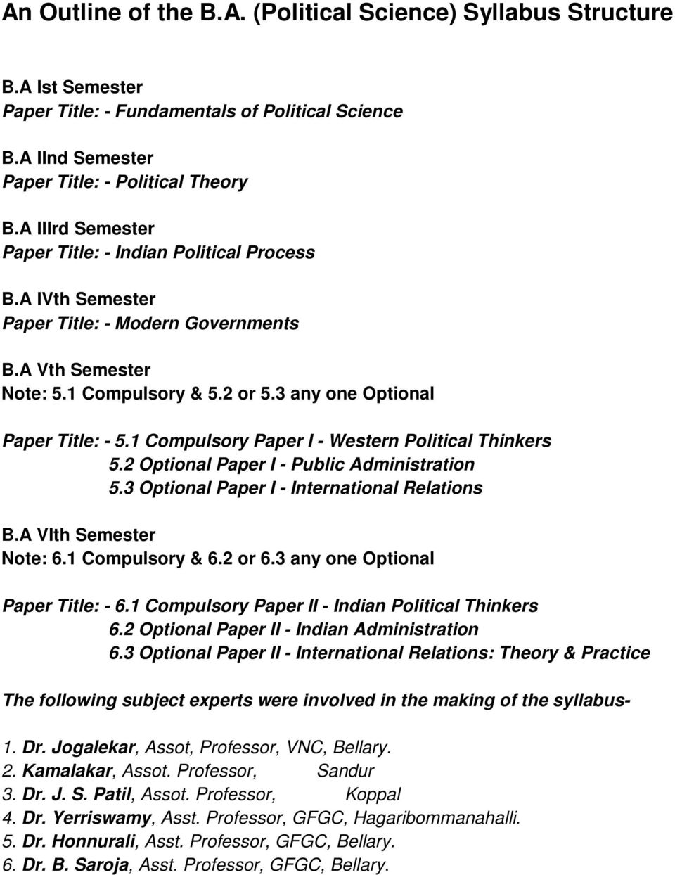 Fundamentals of sociology and political science as modern sciences
