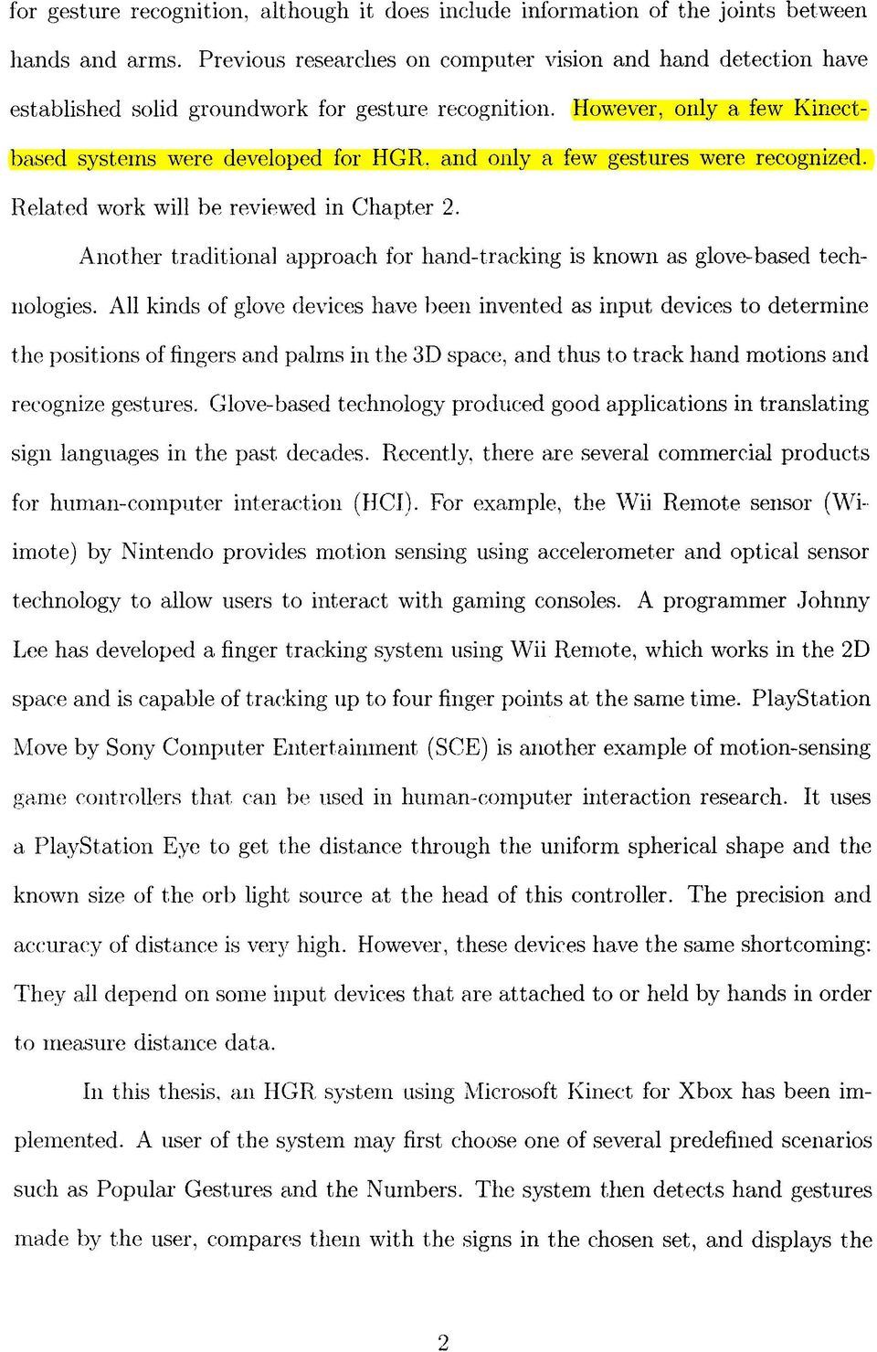 HAND GESTURE RECOGNITION USING KINECT - PDF
