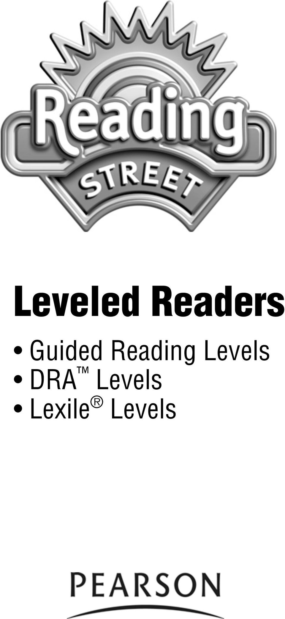 2 Scott Foresman Reading Street provides more than 600 leveled readers  designed to help students develop a love of reading while practicing  critical reading ...